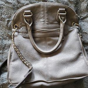 Grey Steve Madden handbag